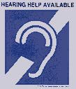 Assisting hearing impaired individuals